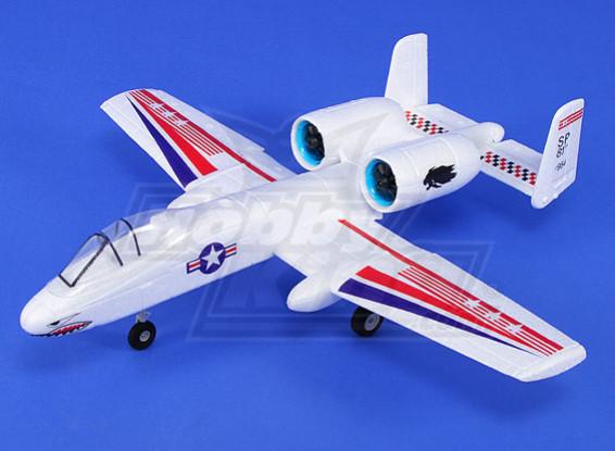 Micro A-10 jet EDF 30 mm x 2 (ARF)