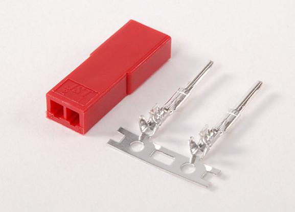JST maschio 2 pin set di connettori