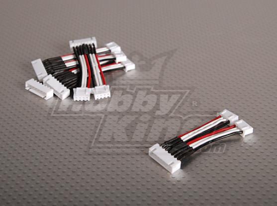 6S -> 2 x 3S Splitter JST-XH (5pcs / bag)