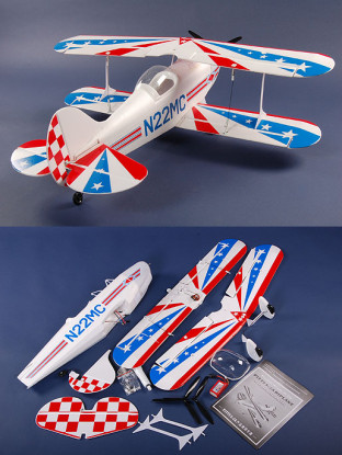 Pitts RTF Special w / Sistema 18A Brushless