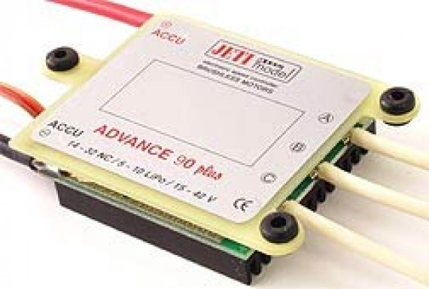 Jeti Advance PLUS 90 Amp Opto motore brushless