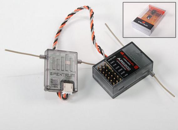Spektrum AR6200 DSM2 Ultralite 6Channel Rx