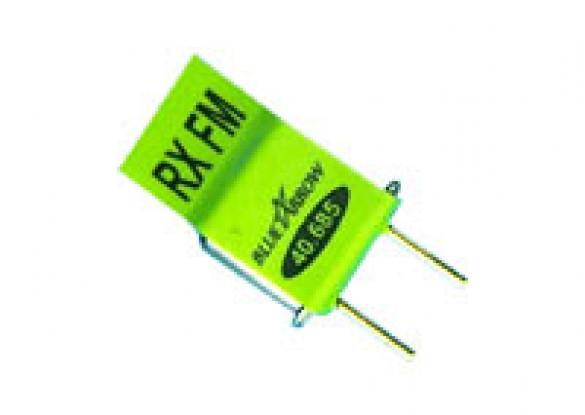 UM5 Rx cristallo 40,695 CH53 (Mini - Conversione singolo)