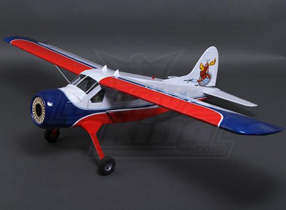 DHC-2 Beaver EP / GP .46 Dimensioni (Kenmore Air) 1.620 millimetri (ARF)