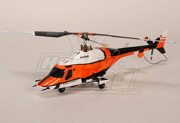 Walkera CB180Q Metal Edition w / 4CH 2.4GHz 2402 Trasmettitore RTF