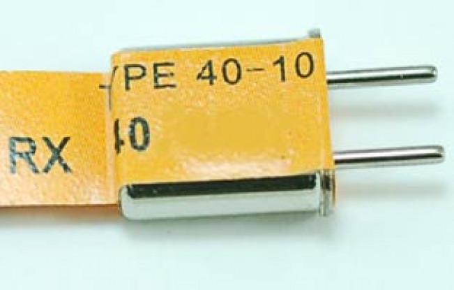 Doppia conversione Rx cristallo 40,790 (50U)