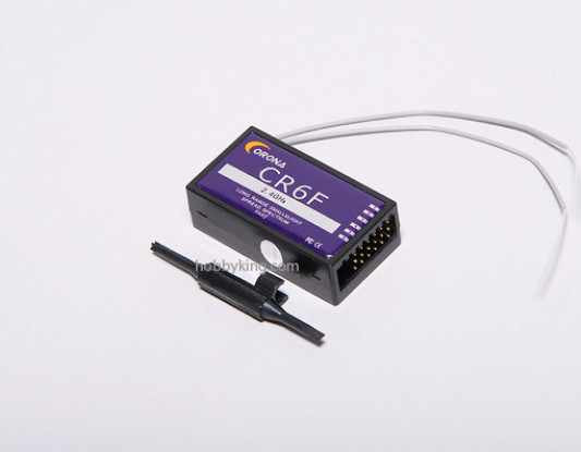 Corona Receiver 2.4Ghz 6ch (FHSS)