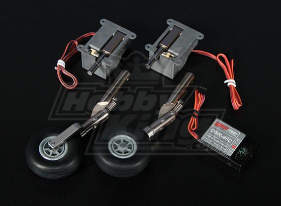 DSR-46BL elettrico Ritrarre Set - modelli fino a 3,6 kg