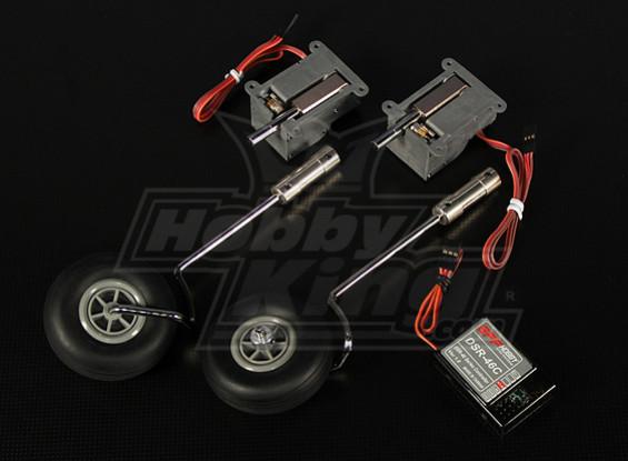 DSR-46BW elettrico Ritrarre Set - modelli fino a 3,6 kg