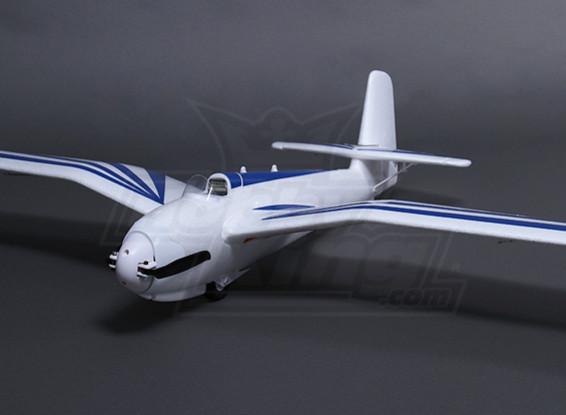 H-re DFS Habicht Powered Glider EPO 1.480 millimetri (PNF)