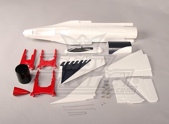 solo Kit Mini EDF Fighter Jet ARF (EPO)