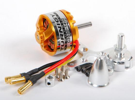 TR 35-30B 1400kv Brushless Outrunner (Eq AXi 2808