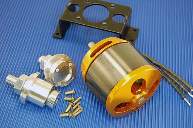 KD 63-20L Brushless Outrunner 235Kv