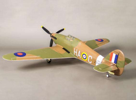 Hawker Hurricane Mk II B Tropical EPO 1.000 millimetri (PNF)