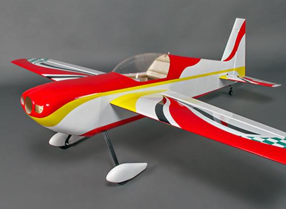 HobbyKing® ™ 3D 1295 millimetri Slick balsa ARF
