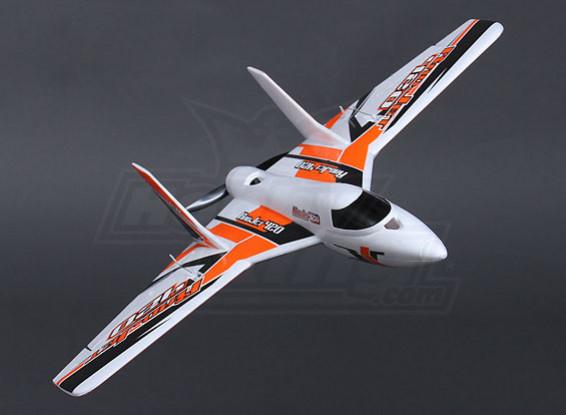 HobbyKing® ™ Radjet 420 Micro Pusher Jet 420 millimetri (PNF)