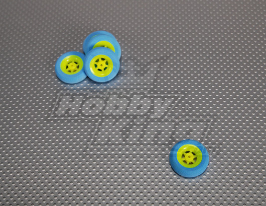 Super Light 5 razze D30x9 ruote (5pcs / bag)