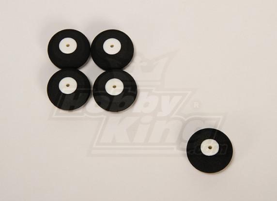 30x13mm piccola ruota (5pcs / bag)