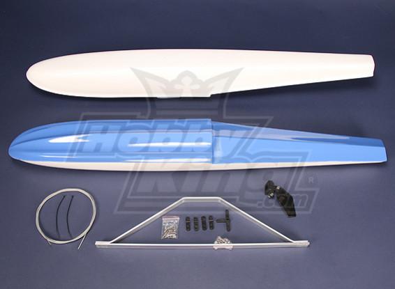 Float Kit per soddisfare .60 Classe Aereo