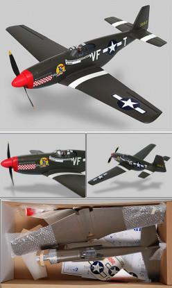 P-51B Mustang ARF