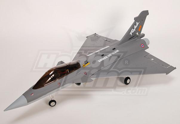 Rafale Fighter R / C canalizzati Fan Jet Plug-n-Fly