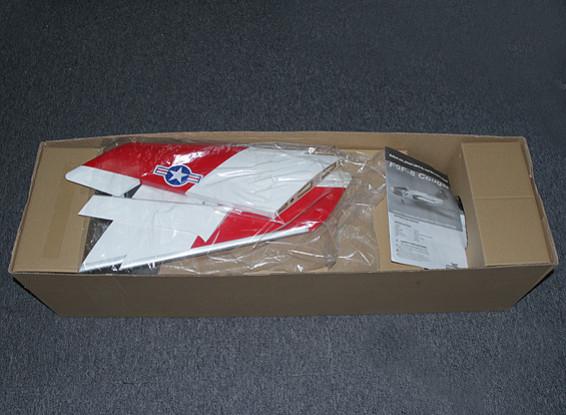 SCRATCH / DENT F9F-8 Cougar Composite 90 millimetri EDF Jet 1.100 millimetri (ARF)