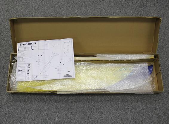 SCRATCH / DENT - Dipartimento Funzione Pubblica Deamon elettrico Sailplane Composite 2.000 millimetri (ARF)