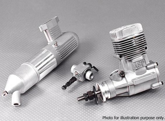 SCRATCH / DENT - ASP S91A Two Stroke Motore di incandescenza