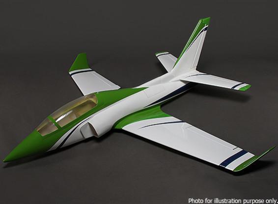 SCRATCH / DENT - ViperJet Composite 90 millimetri EDF Jet 1.370 millimetri (ARF)