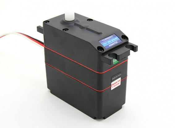 SCRATCH / DENT - Turnigy TGY-SM-8168R 360 ° Analog Robot Servo 18kg / 67RPM / 125g