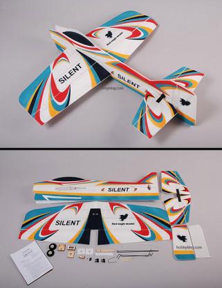 Silenzioso Modello EPP 3D Aereo Air (Unbreakable)