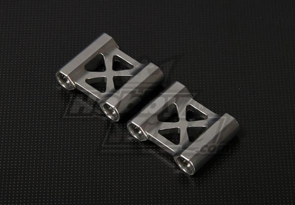 QRF400 metallo Steering Arm Set