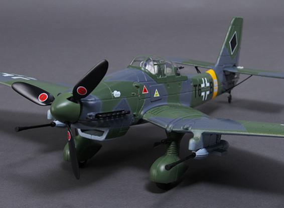 H-re Micro JU-87G-1 Stuka 685 millimetri EPO non servo / motore / ESC (ARF)