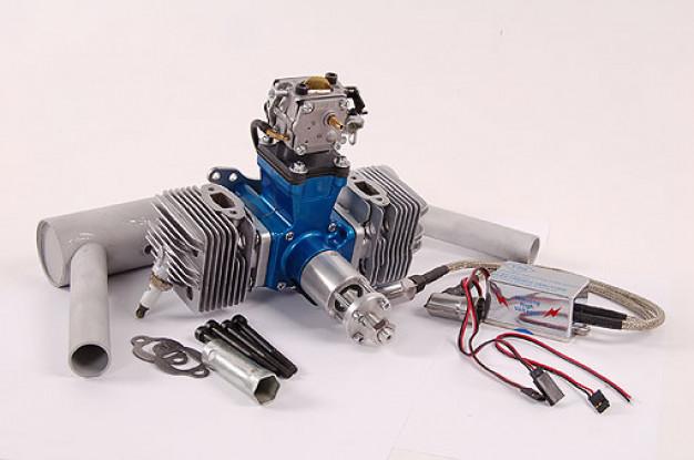 SV 50cc Gas gemellato del motore CDI 3.13kW Sellout