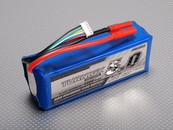 Turnigy 5000mAh 5S 25C Lipo Confezione