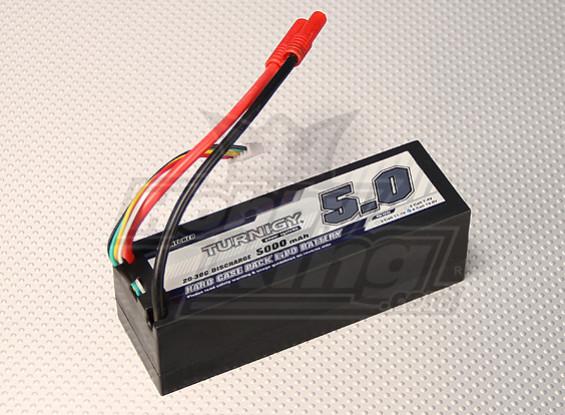 Turnigy 5000mAh 4S1P 14.8V 20C Hardcase Confezione