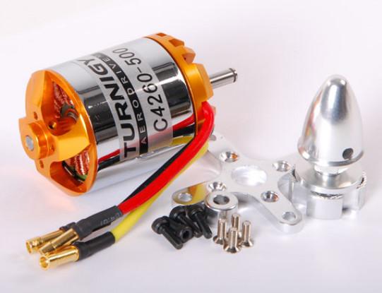 TR 42-60C 500kV Brushless Outrunner