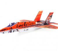 H-King F-35 - Glue-N-Go - Foamboard PP 650mm (Kit)