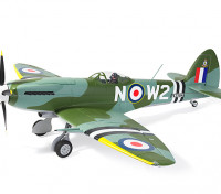 "Durafly™ Supermarine Spitfire Mk24 V2 with Retracts/Flaps/Nav Lights ESC 1100mm (43"") (PNF)"