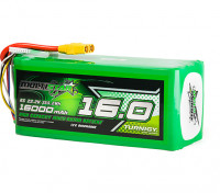 Multistar High Capacity 16000mAh 6S 12C Multi-Rotor Lipo Pack w/XT90