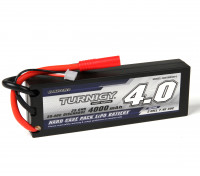 Turnigy 4000mAh 2S 30C Hardcase Pack (ROAR APPROVED)