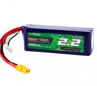 Turnigy Nano-Tech 2200mAh 4S 25C Lipo Pack w/XT60