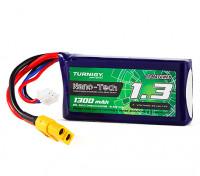 Turnigy Nano-Tech 1300mAh 2S 25C Lipo w/XT60