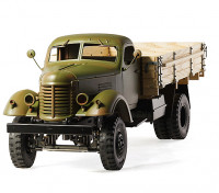 King Kong RC 1/12 4X2 CA-10 Truck 3D View Front