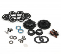 Blaze 1/10 Spare Parts - Optional Gear Differential Set (Plastic Gear S2 Cup 3.6) 121114