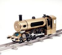 Steam Train Model