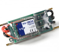 Dipartimento Funzione Pubblica YEP 180A HV (4 ~ 14S) Marine Brushless Speed Controller (opto)