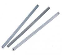 Lame di ricambio Zona 32 TPI per Junior e Deluxe Junior Hacksaw (adatto per il metallo e plastica)