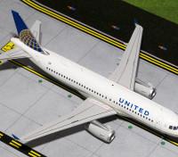 Gemini Jets United Airlines Airbus A320-200 N404UA 1:200 Diecast Model G2UAL221
