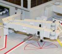 Gemini Jets Airbridge Set 2 (Double Widebody Bridges) (Qty 3) 1:400 GJARBRDG2